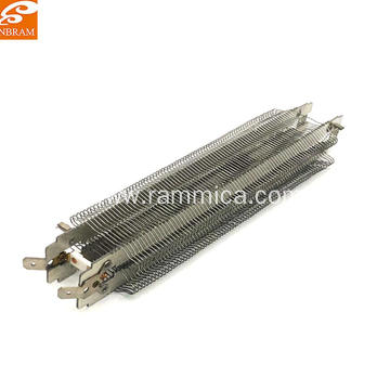 For convector heater mica heater heating element